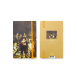 Cuaderno de tapa blanda, La guardia nocturna, Rembrandt