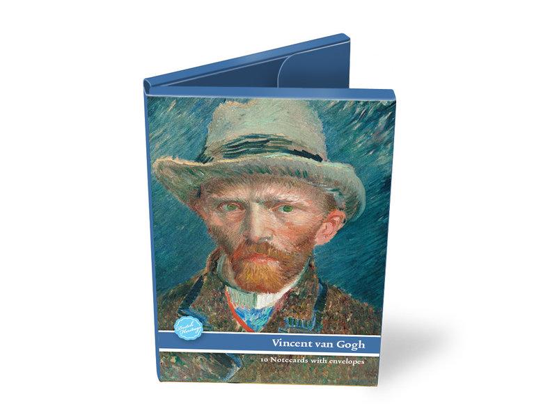 Card Wallet,  Large, Vincent van Gogh