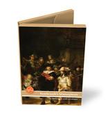Kartenmappe, groß, Rembrandts Meisterwerke