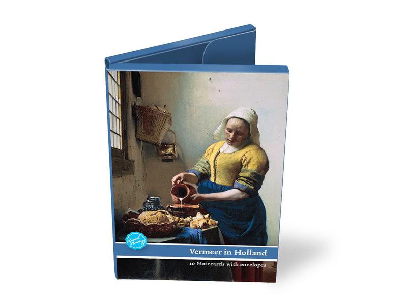 Porte-cartes, thème Johannes Vermeer