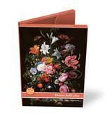 Card Wallet,  Large, Flower Still Lifes