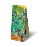 Magnetische Boekenlegger, Irissen, Van Gogh