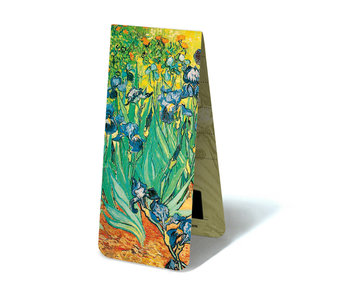 Magnetic Bookmark, Irises, Van Gogh