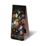Magnetic Bookmark, Still Life Flowers, De Heem