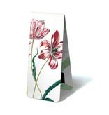 Marque-page magnétique, trois tulipes, M.S. Merian