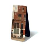 Magnetic Bookmark, Little Street, J.Vermeer