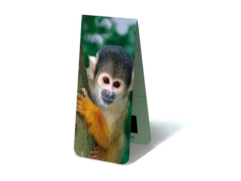 Magnetische Boekenlegger, Eekhoorn aapje