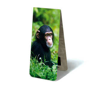 Magnetic Bookmark, Baby Chimp