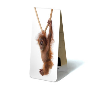 Magnetic Bookmark, Baby Orangutan