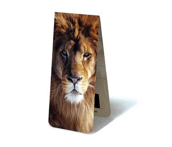 Magnetisches Lesezeichen, Löwenkopf