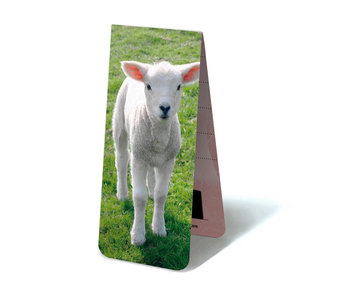 Magnetic Bookmark, Lamb