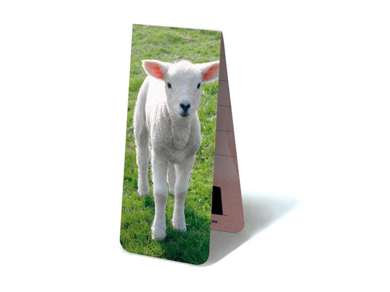 Magnetic Bookmark, Lamb