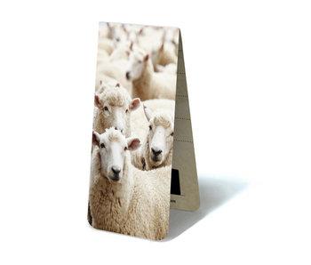 Marcador magnético, rebaño de ovejas