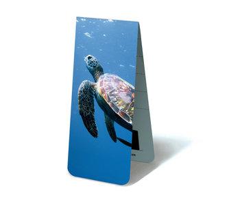 Marque-page magnétique, tortue