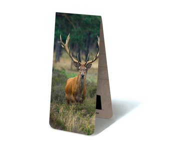 Magnetic Bookmark, Deer male