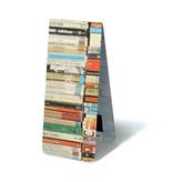 Marque-page magnétique, pile de livres