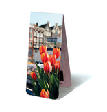 Magnetisches Lesezeichen, Tulpen in Amsterdam