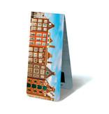 Magnetisches Lesezeichen, Kanalhäuser, Details