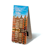 Magnetic Bookmark, Amsterdam canal houses