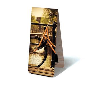 Marcador magnético, bicicleta de Amsterdam