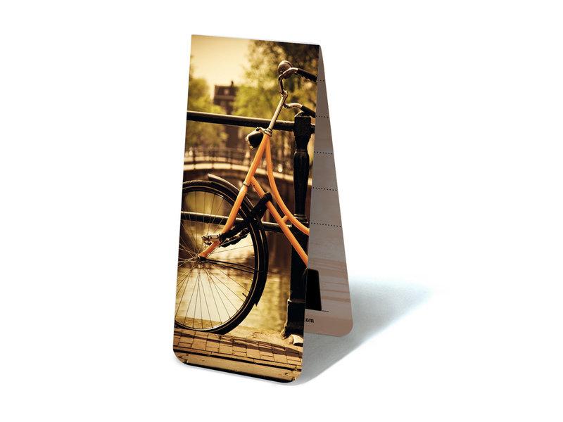 Magnetisches Lesezeichen, Amsterdamer Fahrrad
