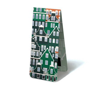 Magnetic Bookmark, Dutch houses, hotel Zaandam