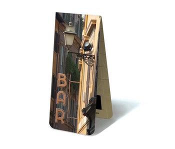 Magnetic Bookmark, Bar Mediterranean
