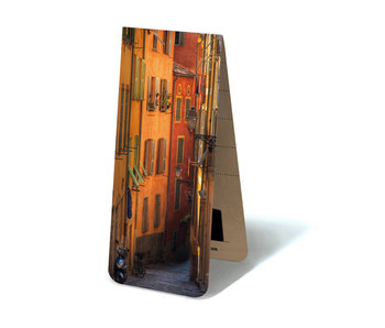Magnetic Bookmark, Street Mediterranean