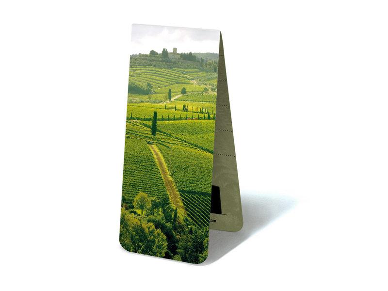 Magnetisches Lesezeichen, italienische Felder