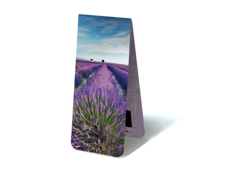 Magnetische Boekenlegger, Lavendel veld