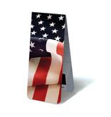 Signet magnétique, drapeau des États-Unis