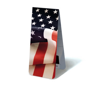Magnetic Bookmark, US flag