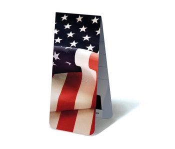 Marque-page magnétique, drapeau des États-Unis