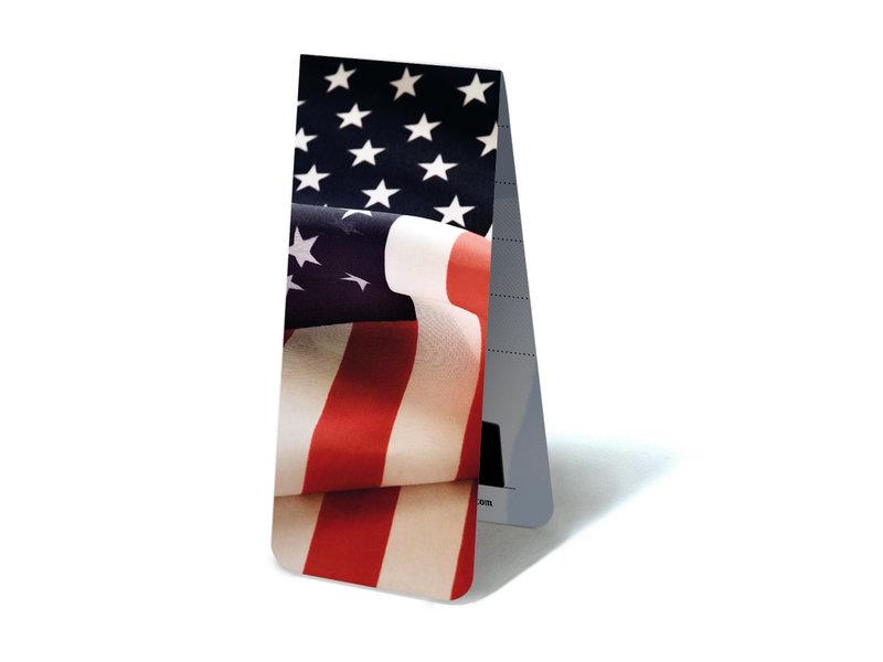 Magnetic Bookmark, US flag