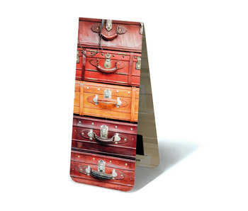 Magnetic Bookmark, Suitcases