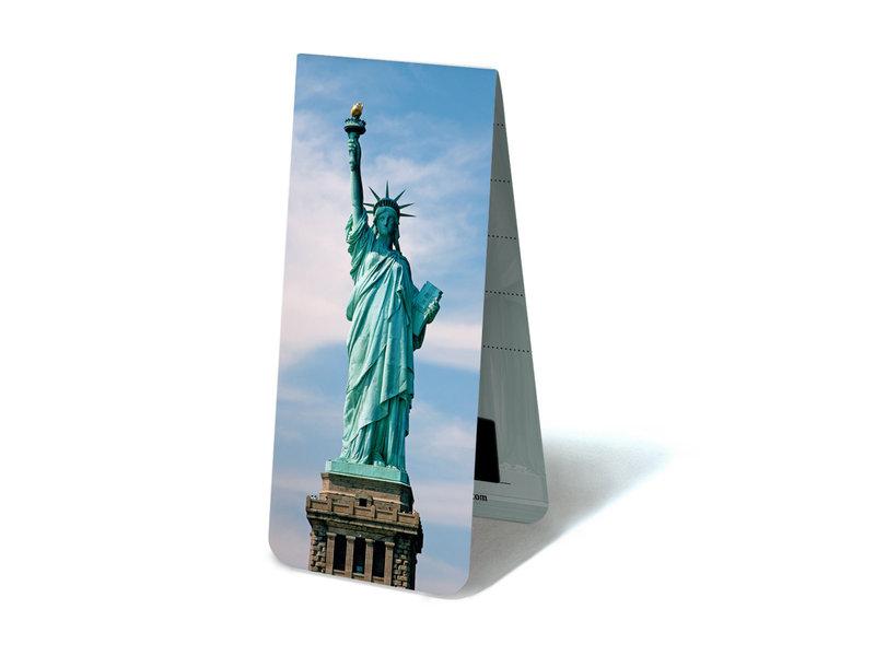 Marque-page magnétique, Statue de la liberté