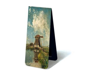 Magnetic Bookmark, Windmill in July, Gabriel