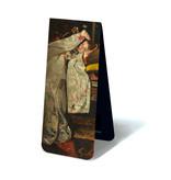 Magnetic Bookmark, Girl in white kimono,  Breitner