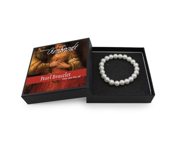 Pearl Bracelet, inspired by  Rembrandt 'Jewish Bride'