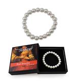 """Pulsera de perlas, inspirado en la """"novia judía"""" de Rembrandt"""