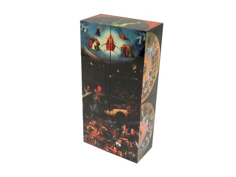 Zauberwürfel, Jheronimus Bosch