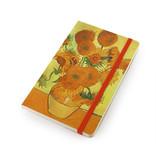 Softcover notitieboekje, Zonnebloemen, 1888, Van Gogh