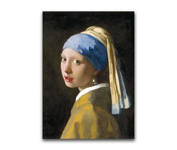 Poster, 50x70, Girl with a Pearl Earring, Vermeer
