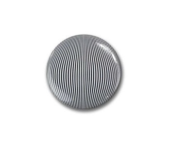 Espejo de bolsillo, pequeño, Ø 60 mm, Optical Art OA 4