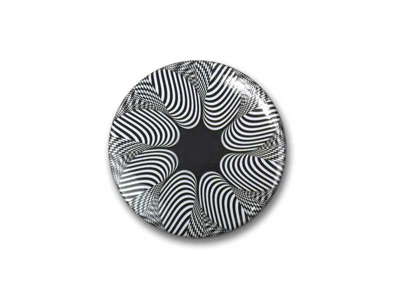 Espejo de bolsillo, pequeño, Ø 60 mm, Optical Art OA 6
