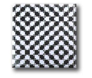Fridge magnet, Optical Art OA 05