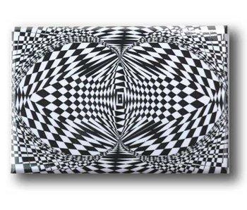Fridge Magnet, Optical Art OA 14