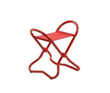 Foldable Kids Museum Chair, Red