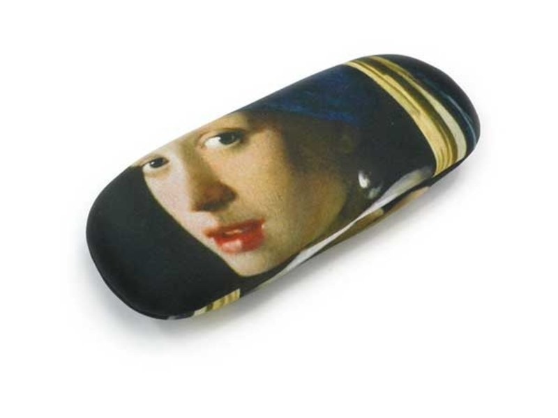 Brillenkoker, Meisje met de parel, Vermeer