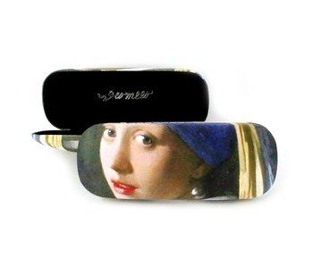 Étui à lunettes, La Jeune Fille à la perle, J. Vermeer